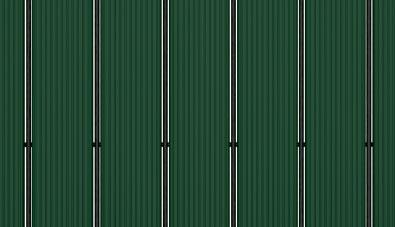 GR6005 groen/vert