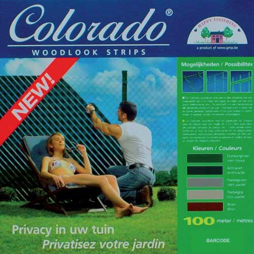 colorado woodlook strips