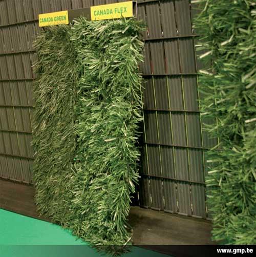 Kunsthaag van Canada Flex (green)